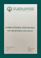 No. 184 Agricultural Tenancies: The 2006 Reforms & Update
