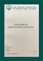 No. 197 Valuation of Agricultural Tenancies