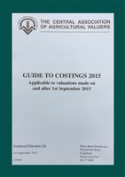 No. 226 CAAV Guide to Costings 2015