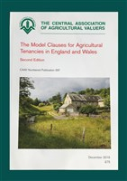 No. 237 The Model Clauses for Agricultural Tenancies in England and Wales (Second Edition)