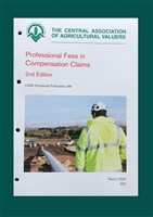 No. 240 Professional Fees in Compensation Claims (2nd Edition)