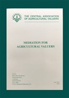 No. 235 Mediation For Agricultural Valuers