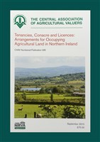 No. 225 Tenancies, Conacre and Licences: Arrangements for Occupying Agricultural Land in Northern Ireland