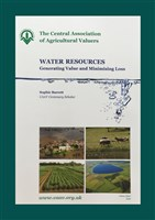 Water Resources Generating Value and Minimising Loss
