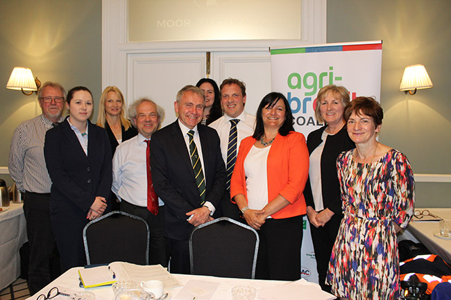 Agri Brexit Coalition with Robert Goodwill
